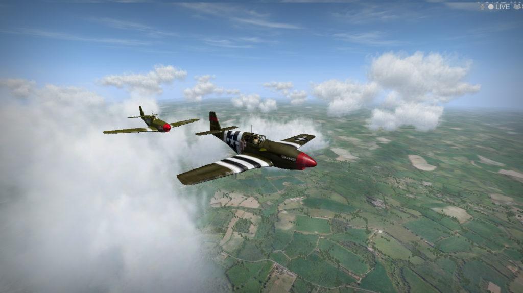 North American P-51 Mustang2