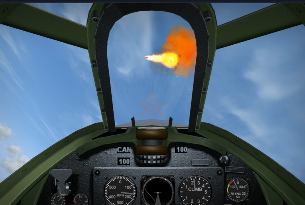 WarBirds Cockpit