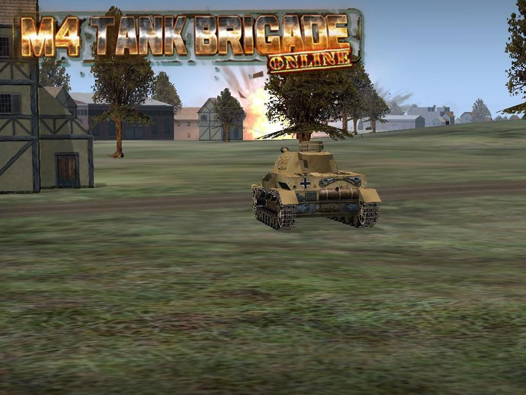M4 tank