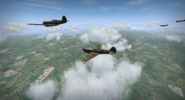 WarBirds S3 Event! Tigers Over China - Flying Tigers